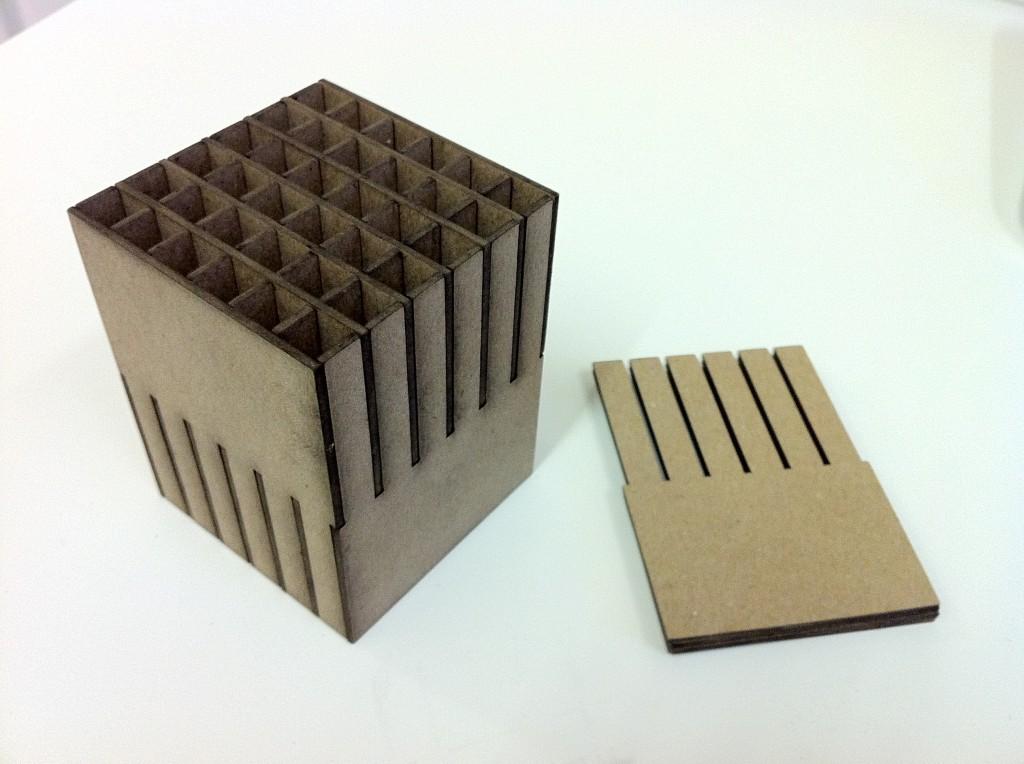 laser-cutz nyc cardboard paper cutting