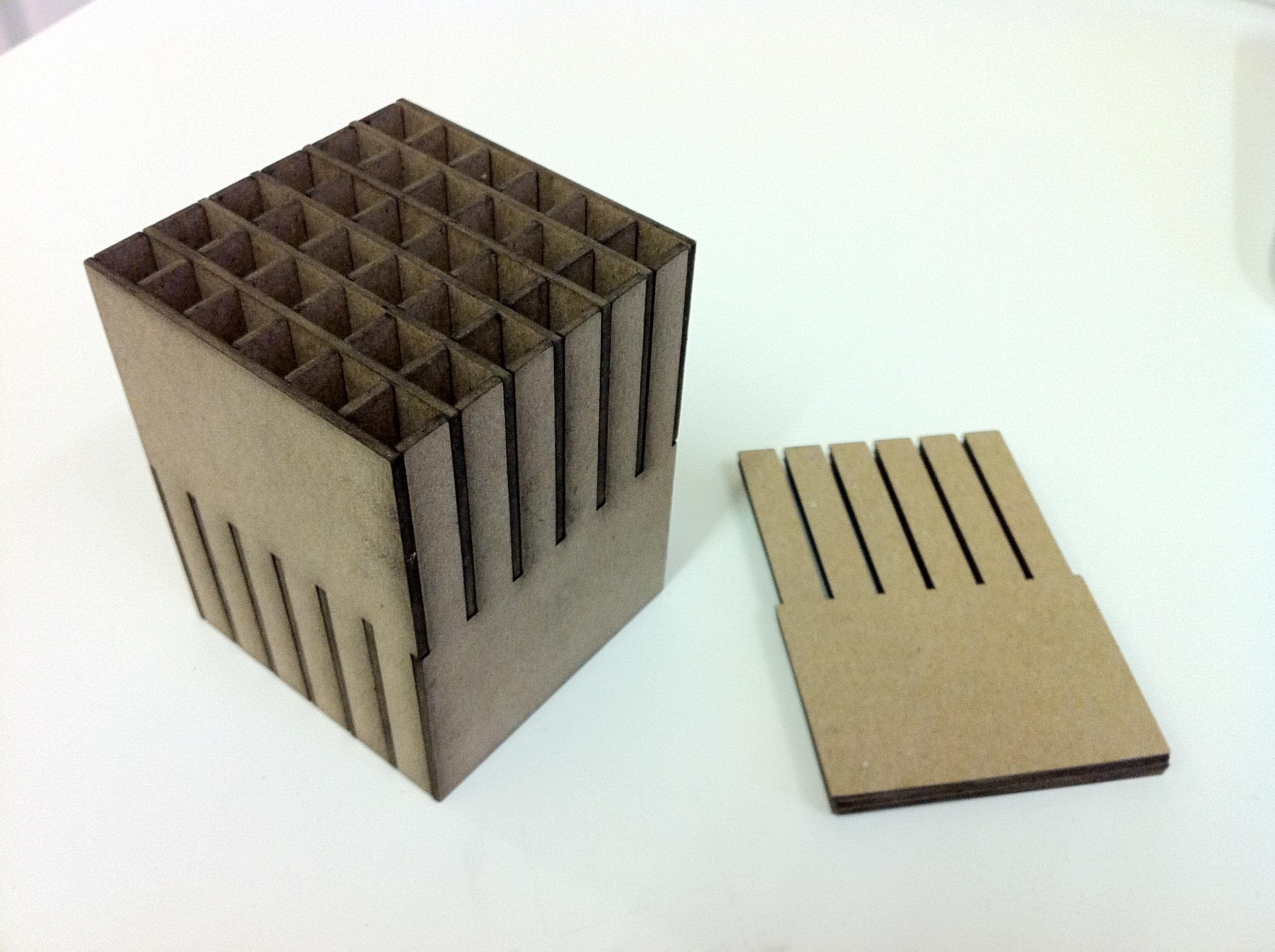 Laser-CutZ | NYC Cardboard / Greyboard Laser Cutting and 3D CAD Design for Laser Cut Cardboard Box  61obs