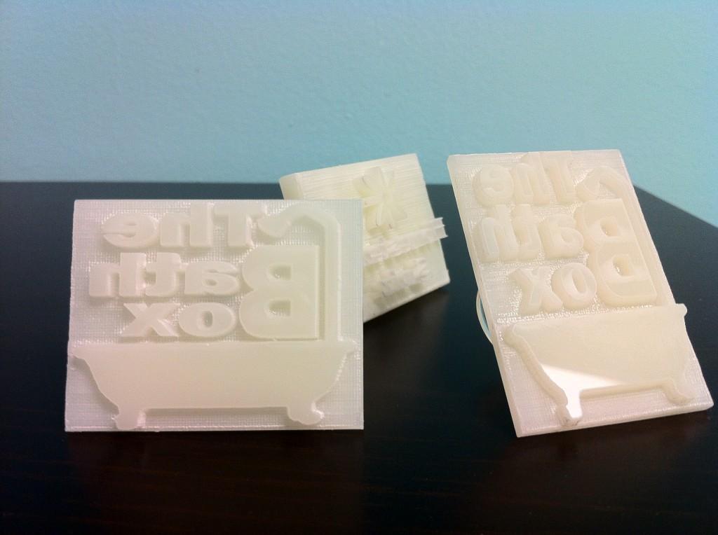 custom bath natural soap stamps manufacturer