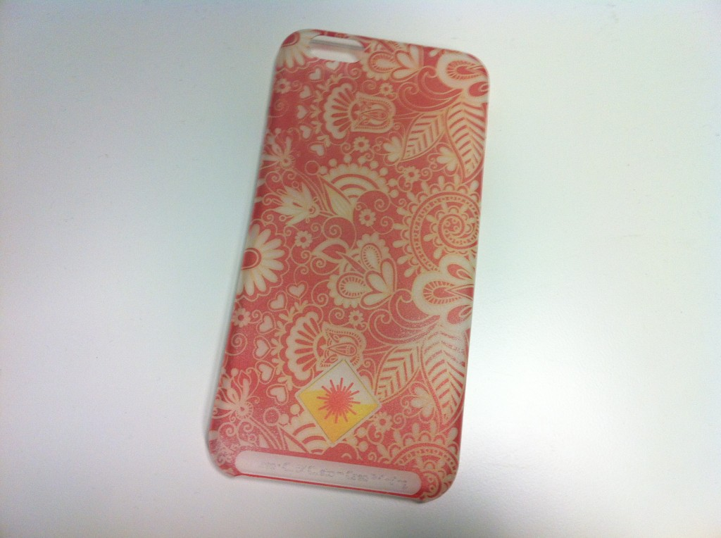 custom uv printed iphone6 case