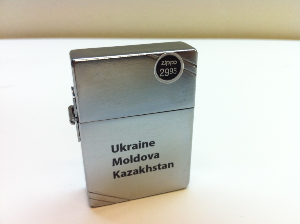custom zippo lighter printing engraving nyc laser-cutz