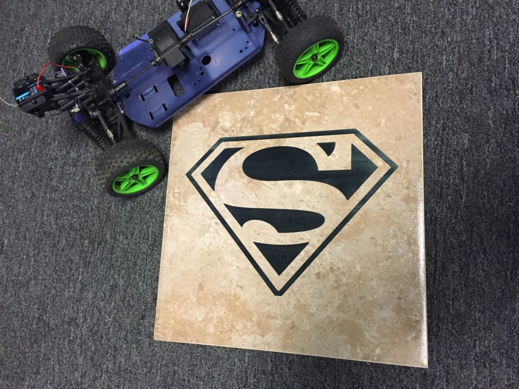 floor tile laser engraving nyc