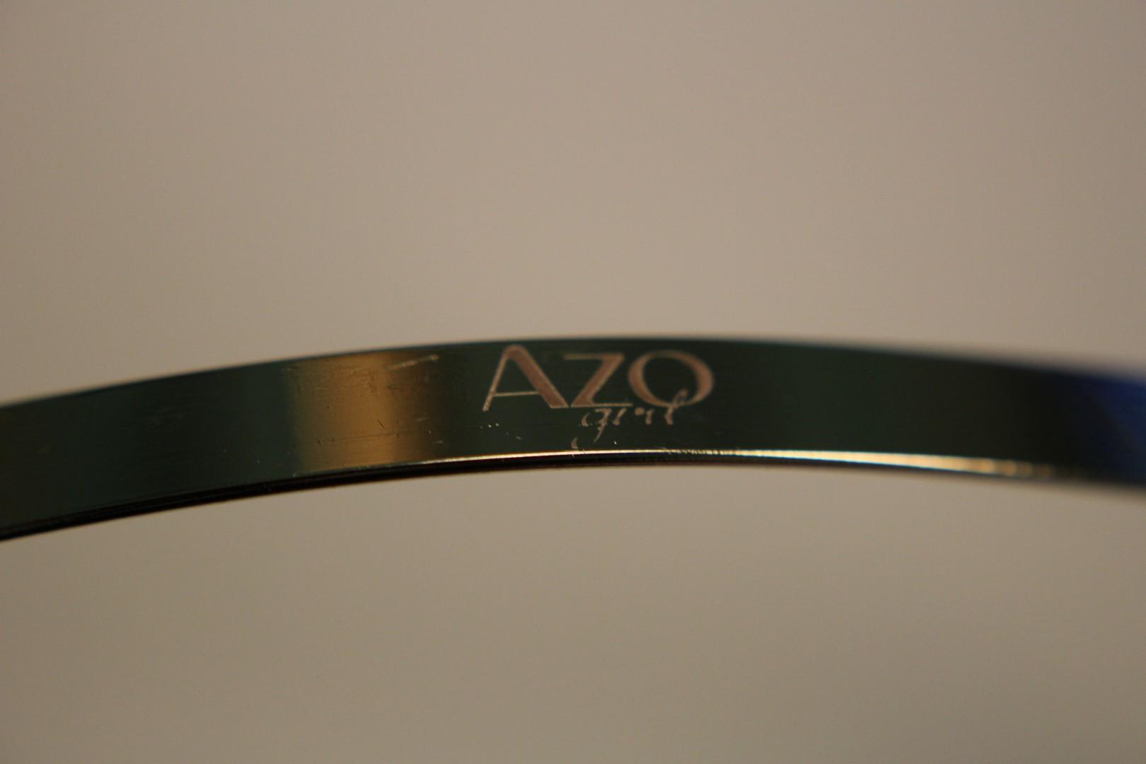 Logo Laser Engraving On Metal
