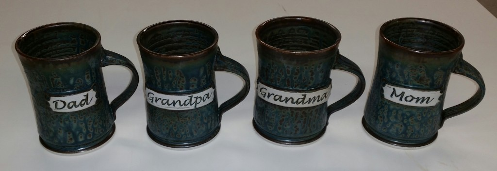 cup laser stamped