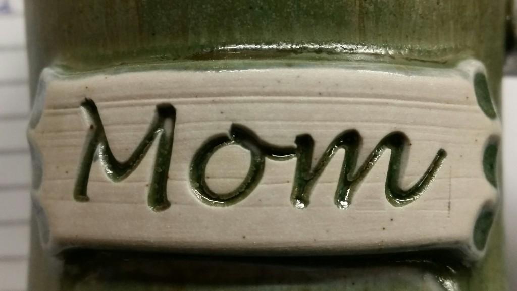 clay stammped
