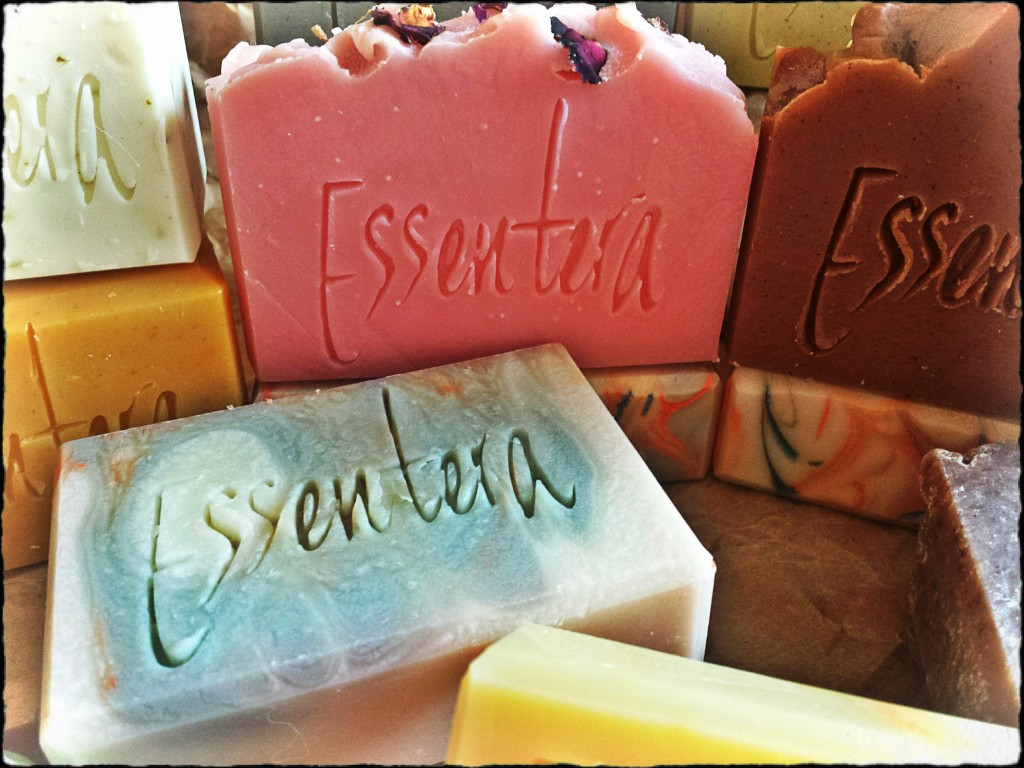 natural soap stamp manufacturer