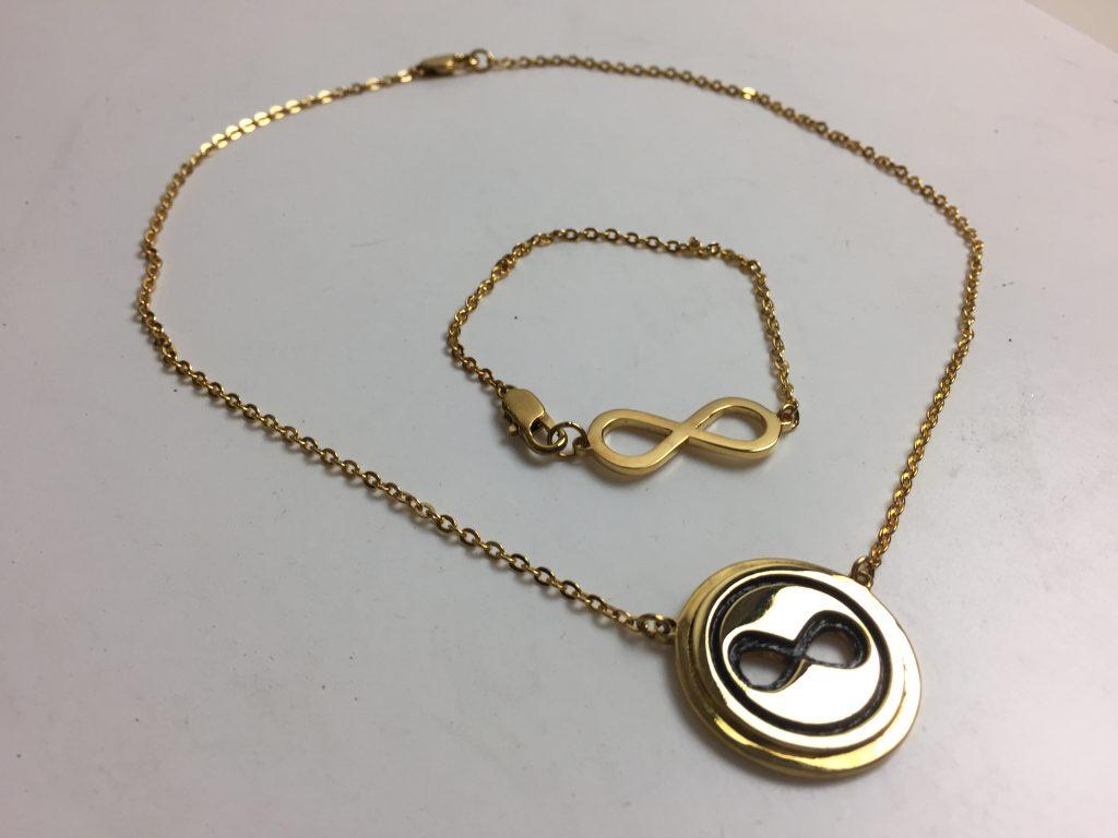 LaserCutZ Custom Gold Jewelry Laser Cutting and Design